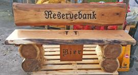 Reservebank + Bierkasten