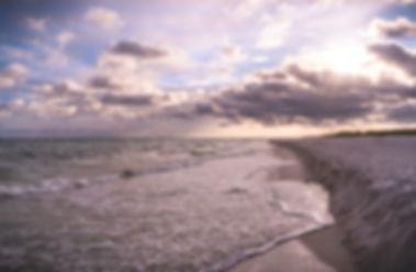 Princess Beach FL - waves, clouds and drama