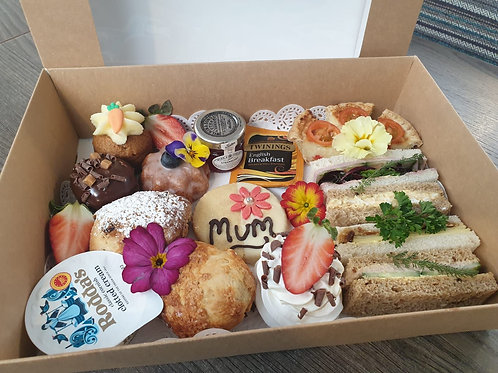 Mother's Day Afternoon Tea Delivery 14th March 2021