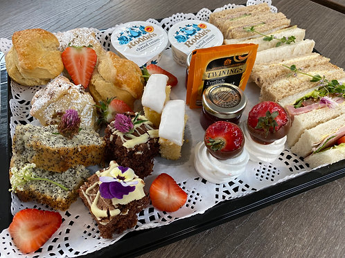 Afternoon Tea Delivery 5th February 2021