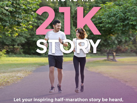 IG Competition - Share Your 21K Story!