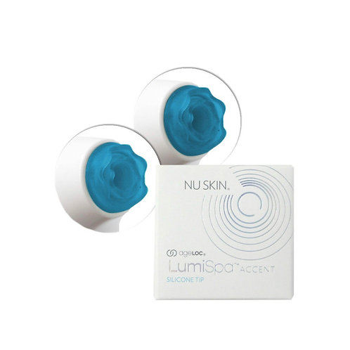 ageLOC LUMISPA ACCENT–REPLACEMENT SILICONE TIPS FOR BRIGHTENING EYE ATTACHMENT