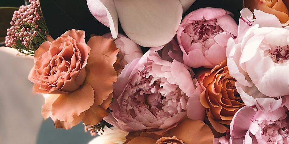 Workshop Flower - Foyer Center Piece