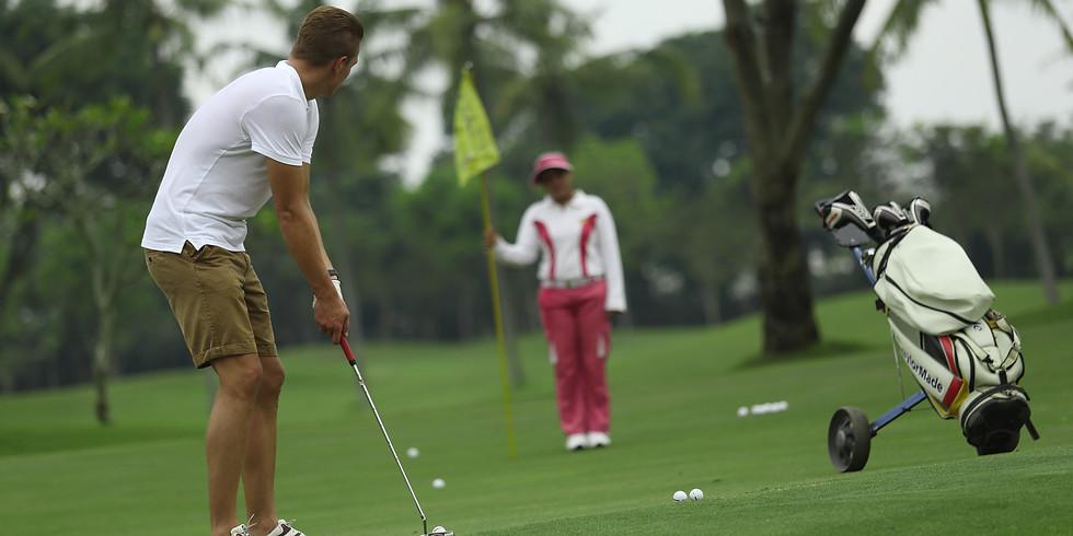 Putting Golf Workshop