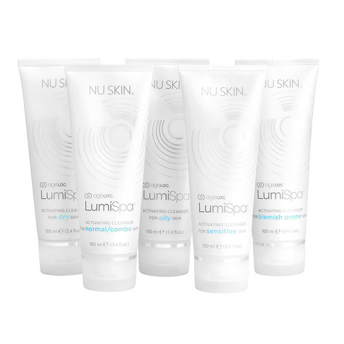 ageLOC LUMISPA ACTIVATING FACE CLEANSER