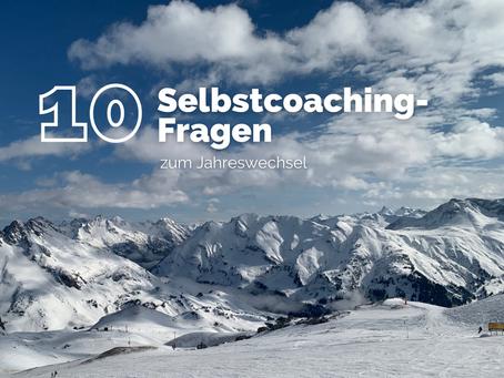 Selbstcoaching: 10 Fragen für ein glückliches neues Jahr