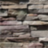 Gray Quartzite stacked stone
