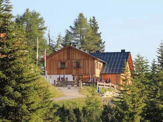 Wolfratshauserhütte Lermoos