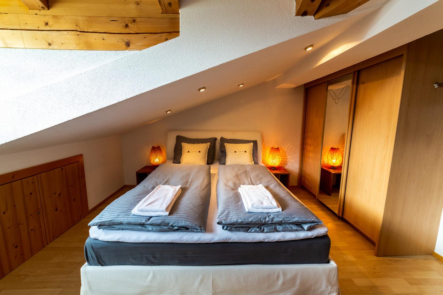 schneehaus chalet weiberhimmel bedroom 1