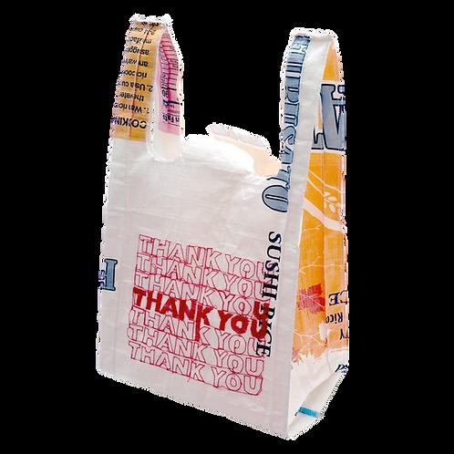 THANK YOU PLASTIC RICE BAG
