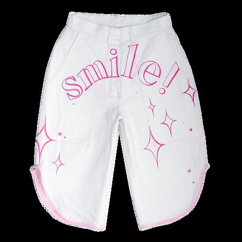 CONVERTIBLE SMILE PANTS