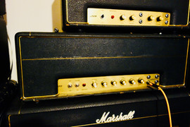 1968 plexi - smallbox. 1969 PA 20