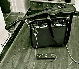 GT 75 combo and Gibson BFG