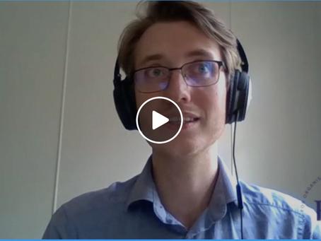 Intervju med HR-konsulent Daniel Hartman!🤩 Del 2/2