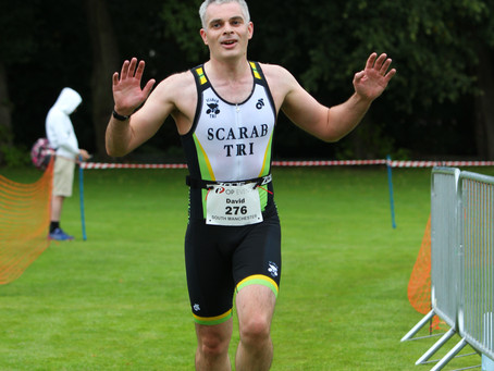 Wilmslow Sprint Triathlon - the race is almost upon us!