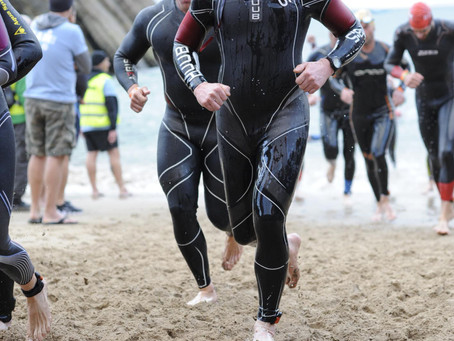 Ironman Wales - taking on the Dragon!