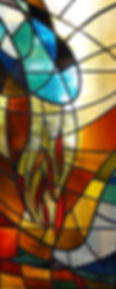 Stained glass Narthex Window.JPG