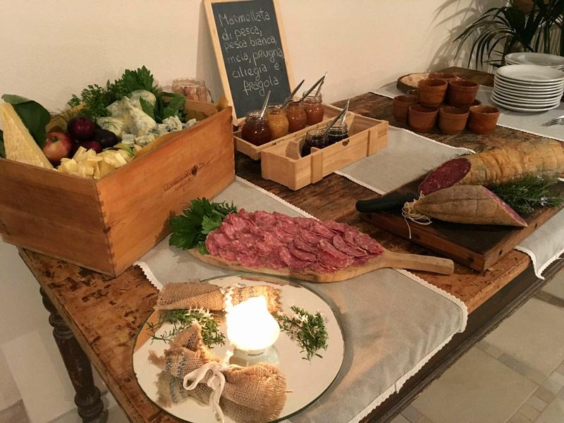 Buffet-Tavolo