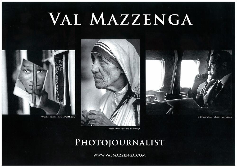 VAL MAZZENGA HALL OF FAME PHOTOGRAPHER