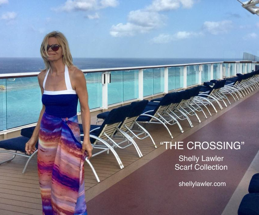 swimsuit by Ralph Lauren THE CROSSING SARONG