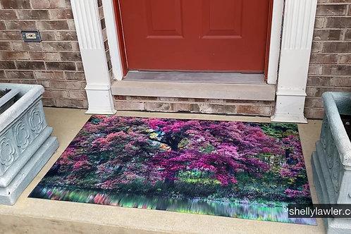 Oak Tree Floor Mat