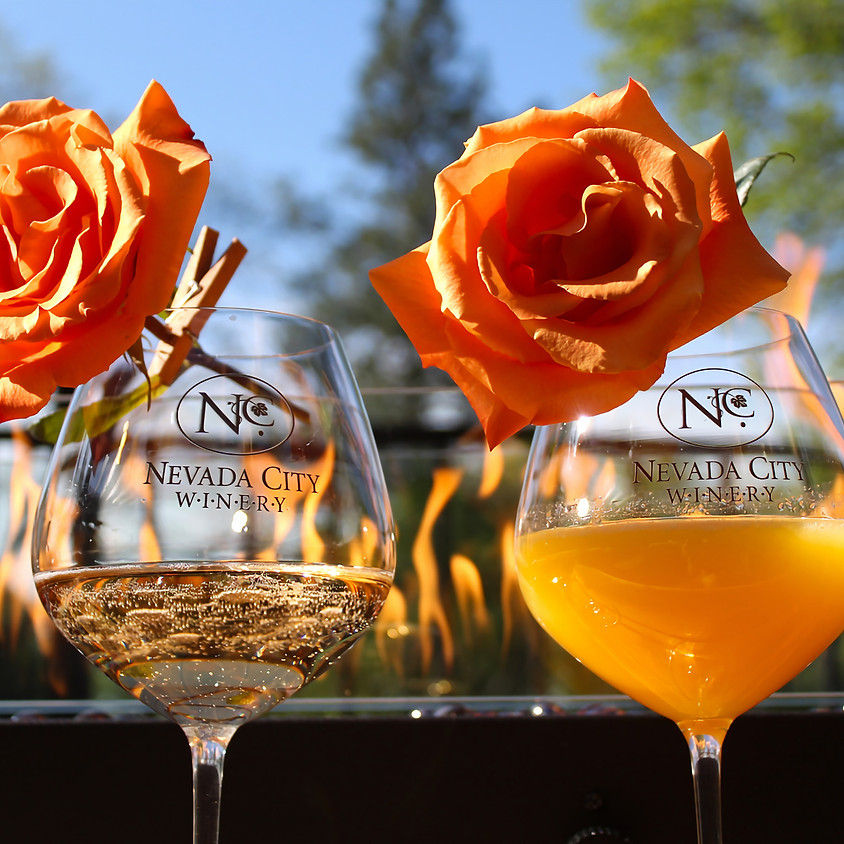 Complimentary Glass for Mom - Mother's Day Special