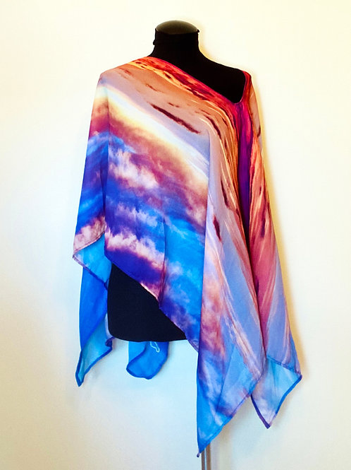 THE CROSSING PONCHO