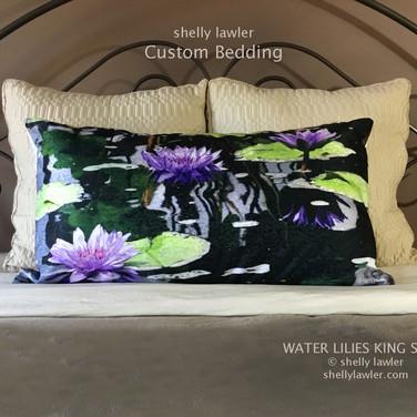 Shelly Lawler Custom Bedding