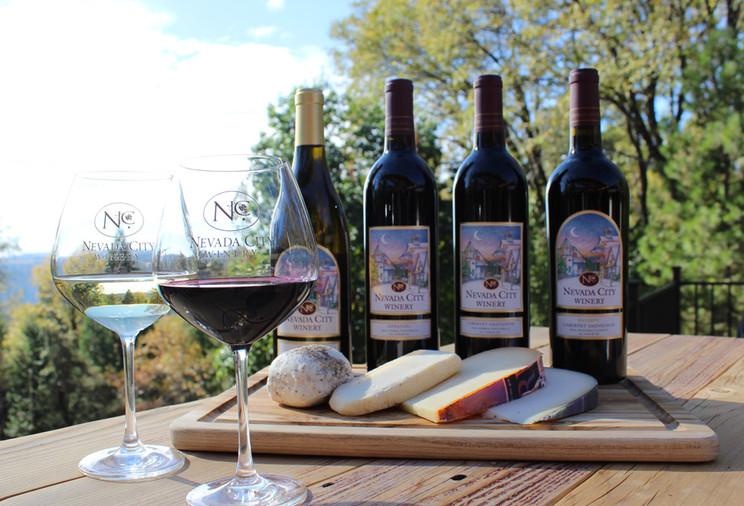 Wine & Cheese Pairing Kit To-Go
