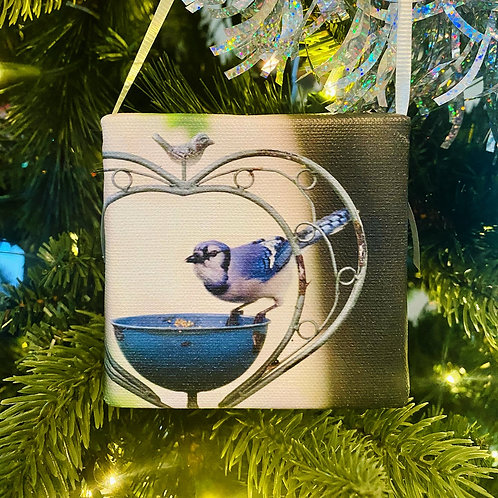 BLUE JAY Ornament 2020 Collection