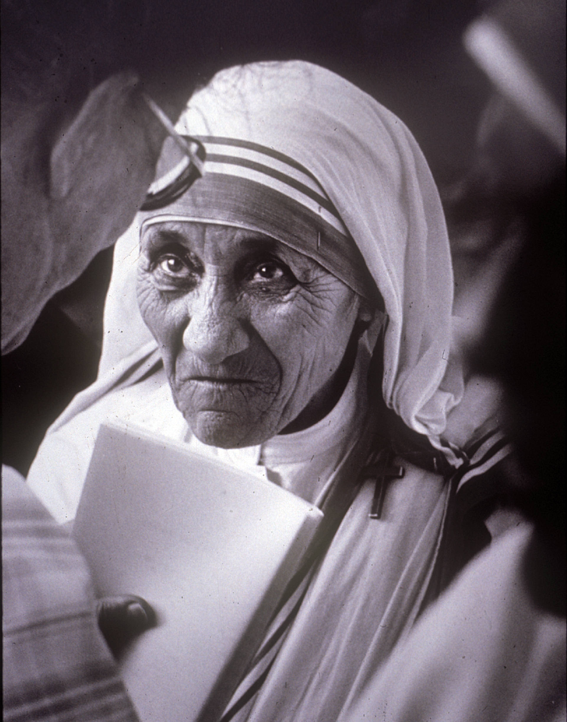 Mother Teresa Eyes...