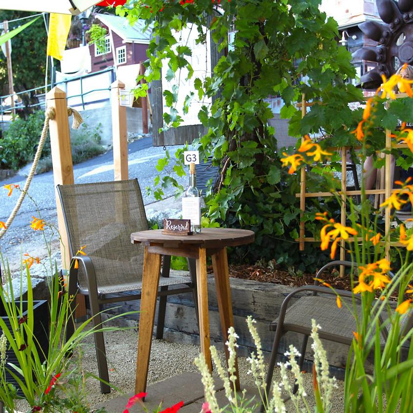 Live Music in the Wine Garden