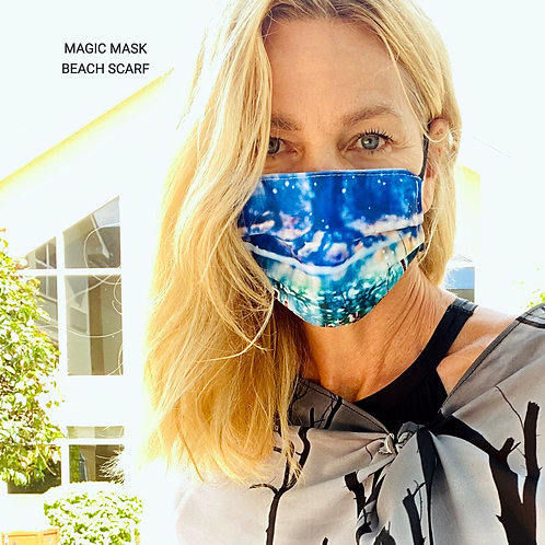 MAGIC Face Mask Shelly Lawler Collection