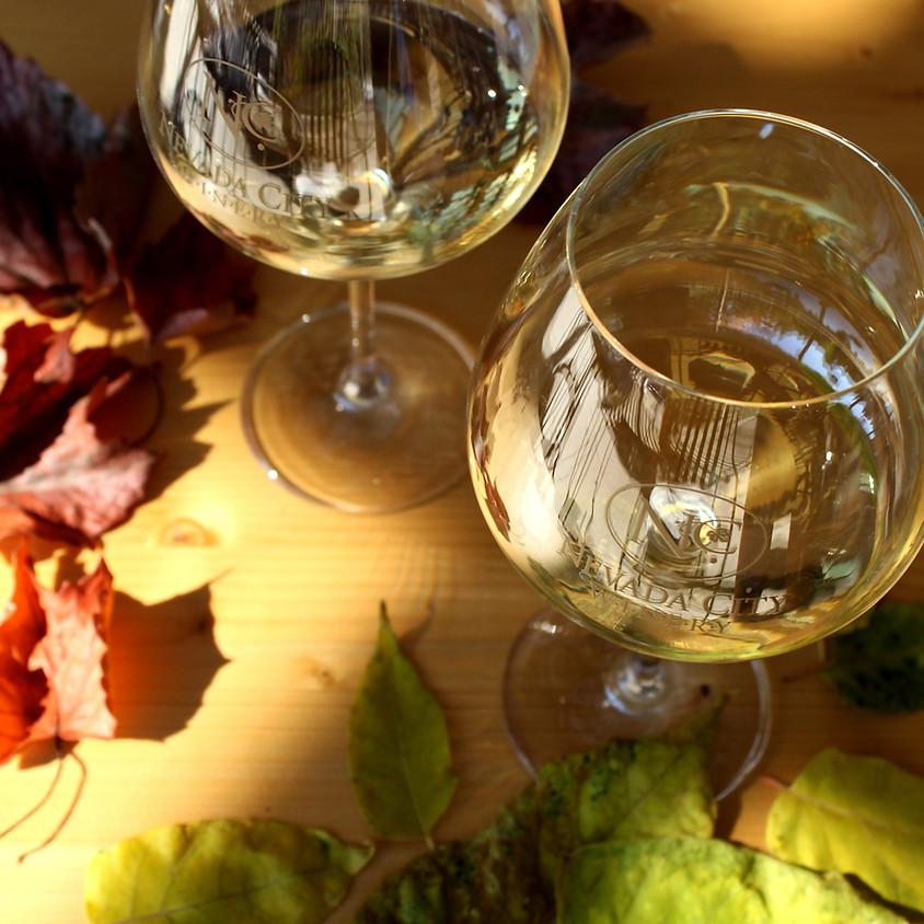 Comparative Chardonnay Tasting