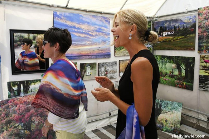 Fine Art Festival takes over Oakbrook Center this weekend