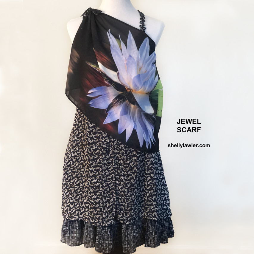 One of my favorite dresses circa St. Marten gets a super cool lift with off the shoulder style.