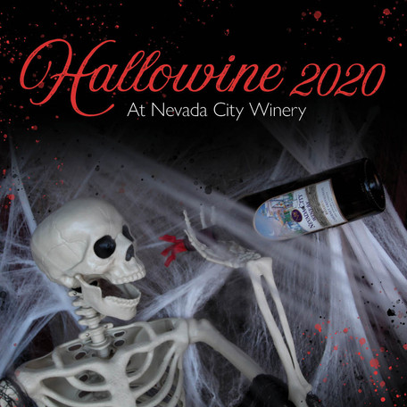 Halloween Weekend at Nevada City Winery