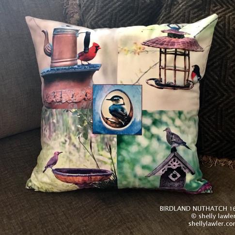 Shelly Lawler Custom Pillows