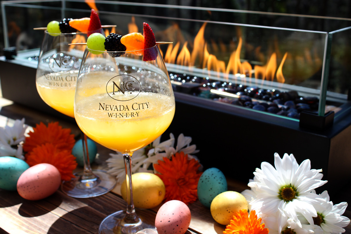 Easter Mimosas
