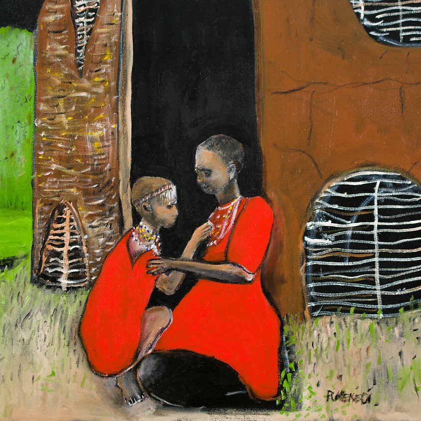 """Art Show & Opening Reception - """"The Human Side"""" by Ron Kenedi"""
