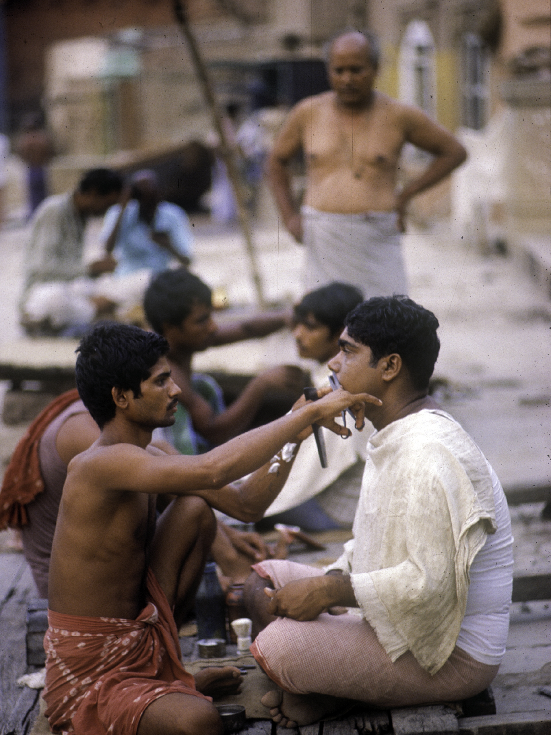 Haircut Ganga