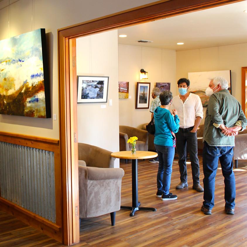 2021 First Friday Artwalk - Opening Receptions