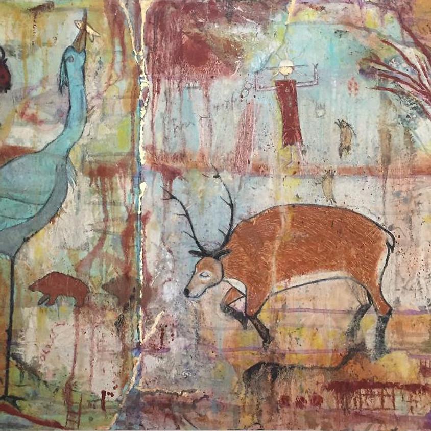 July Art Show - Jennifer Rugge