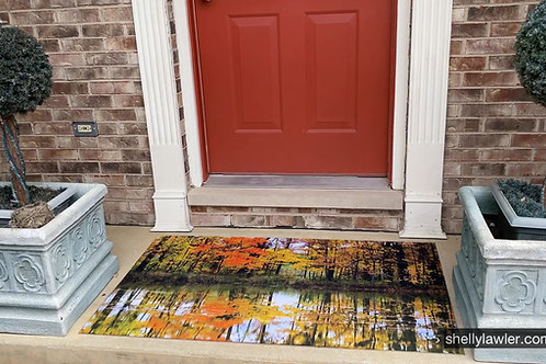 Bright Light Floor Mat