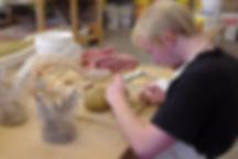 Eversfield Ceramic Classes with David Barnes