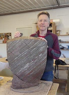 David Barnes, Ceramic Artist and Sculptor