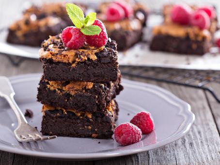 Vegan Black Bean & Peanut Butter Brownies!! YUMMM!