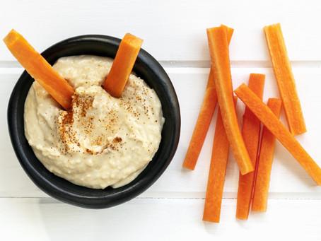 Hummus & Veggies!