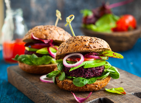 Yummy Beet Burger