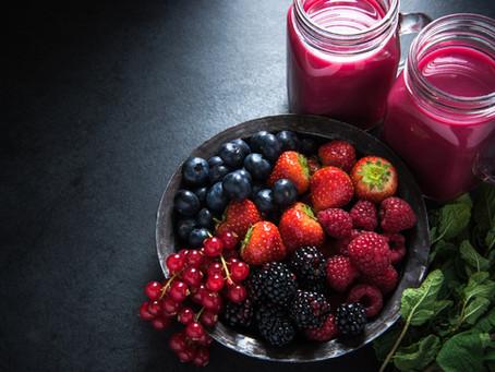 Berry Delicious Smoothie!